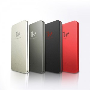 Foxconn_ innowatt Portable Power Bank 5000mAh / CPB502 / 폭스콘 / 이노와트